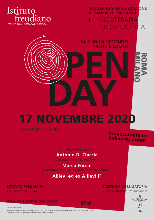 IF Open day 17 novembre 2020