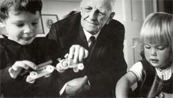 donald winnicott e la madre sufficientemente buona